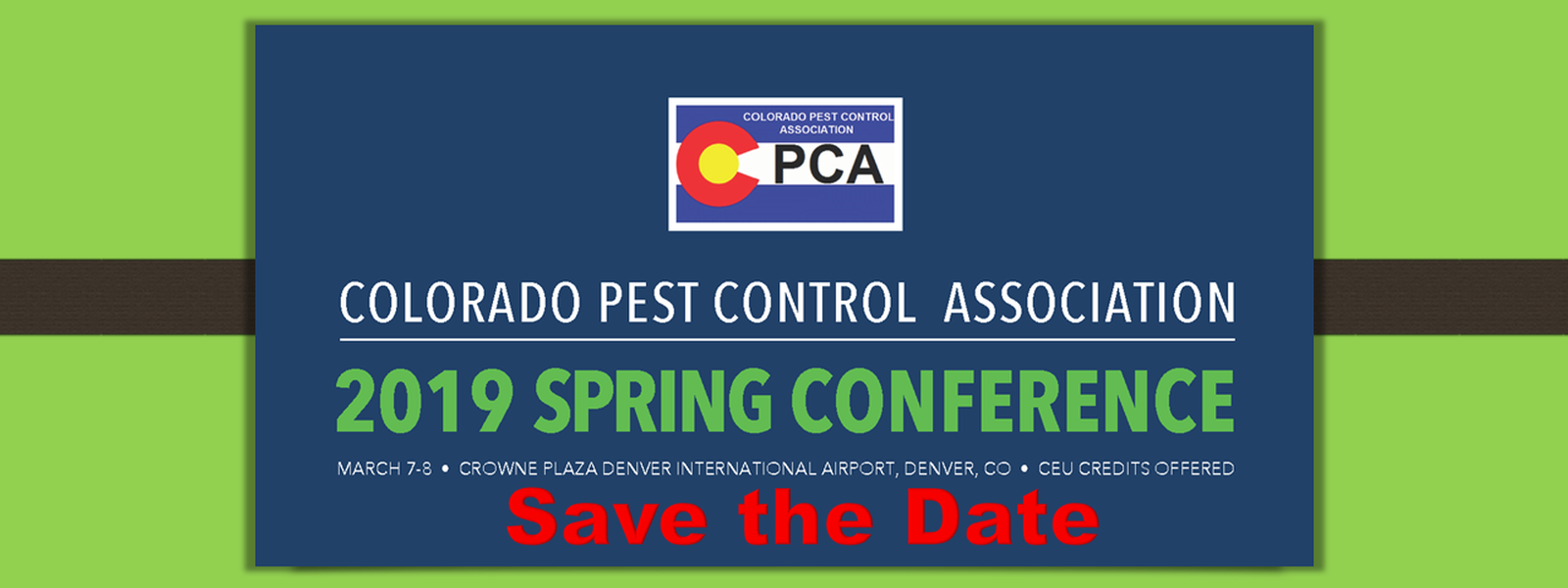 2019 Cpca Spring Conference
